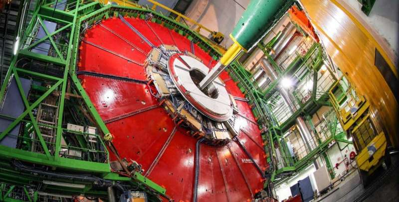 Extremely rare Higgs boson decay process spotted
