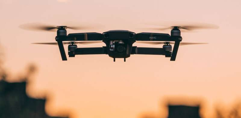 Eyes on the world – drones change our point of view and our truths
