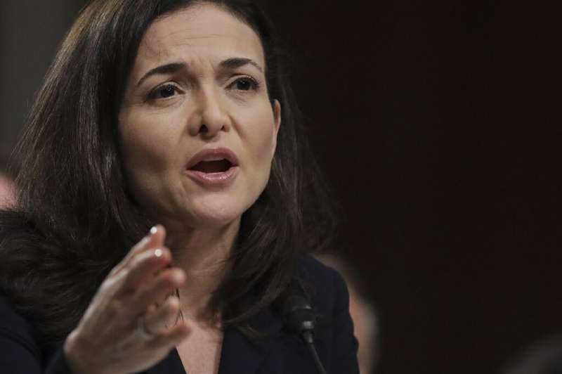 Facebook chief operating officer Sheryl Sandberg says the leading social network will announce policy changes following the rele