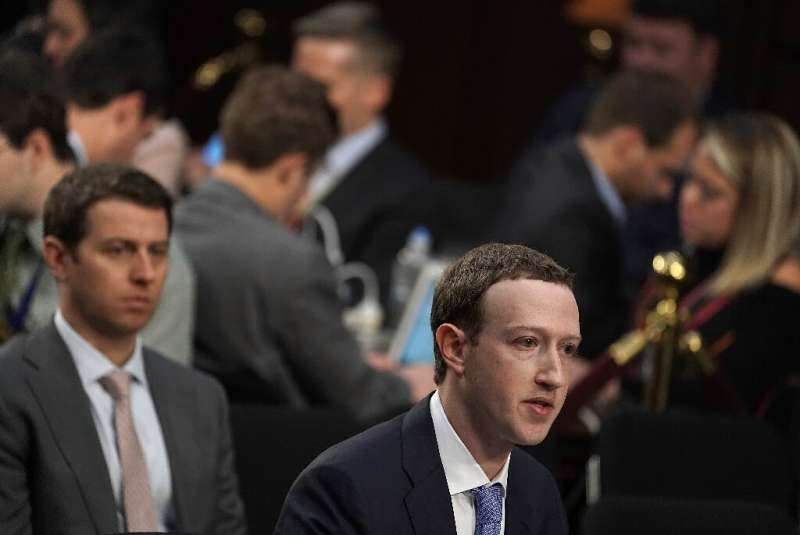 Facebook co-founder and CEO Mark Zuckerberg was called before lawmakers in 2028 to answer questions on users' personal informati