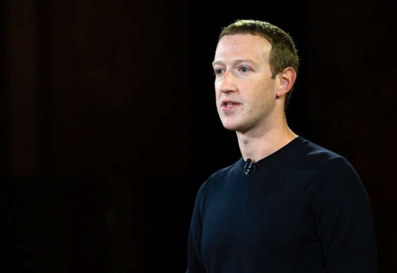 """Facebook founder Mark Zuckerberg has held firm to a hands-off policy on political misinformation, saying """"the best way to h"""