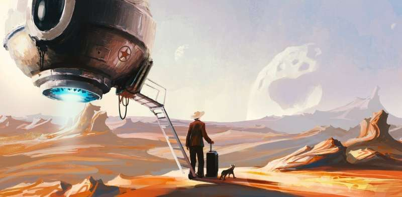 Fan of sci-fi? Psychologists have you in their sights