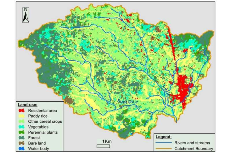 Farmers help grow water plan