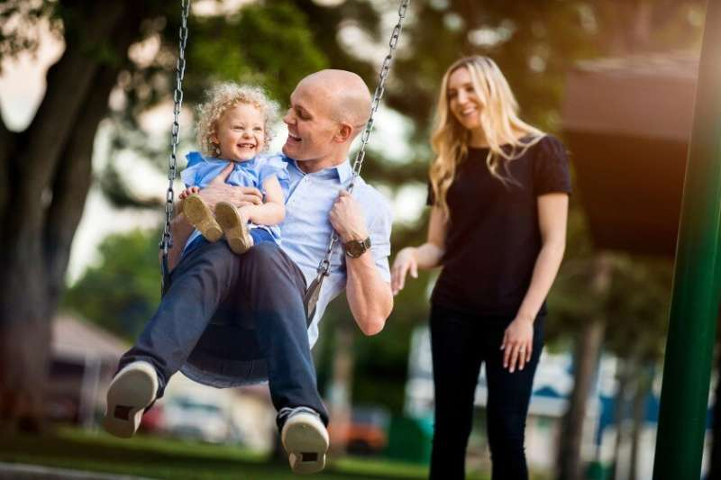 Father-friendly workplaces make finer families