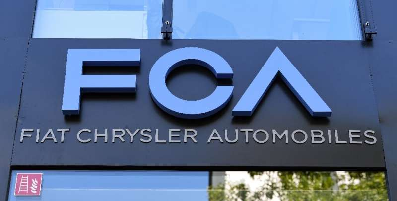 FCA managed to turn a profit despite selling less vehicles