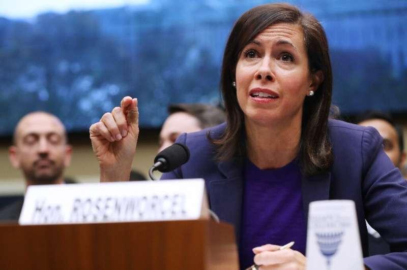 "Federal Communication Commission member Jessica Rosenworcel called for more efforts to bridge the ""digital divide"" as"
