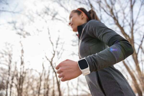 Fitness tracker data could predict your marathon performance – new research