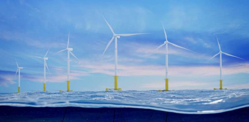 Floating wind farms: how to make them the future of green electricity