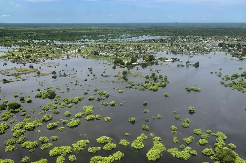 Flooding affects more than 1 million across East Africa