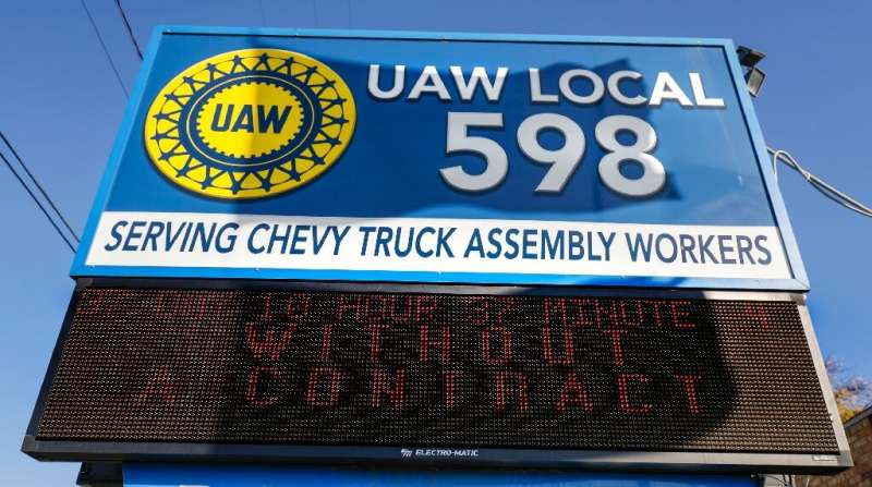 Following a walkout at one plant, the United Auto Workers is pushing for a two-week shutdown of American auto plants due to the
