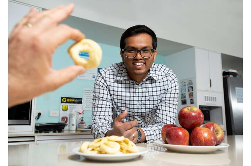 Food mechanics recipe to serve up healthy food that lasts