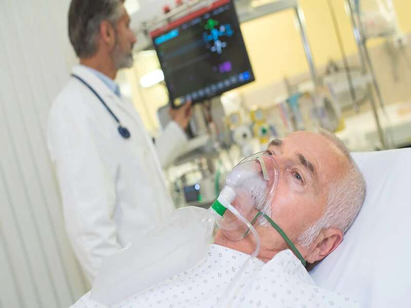 For cancer patients, getting COVID-19 raises death risk 16-fold