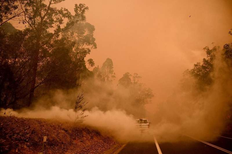 For many who have fled the fires, there is uncertainty about whether their homes will be standing when they return
