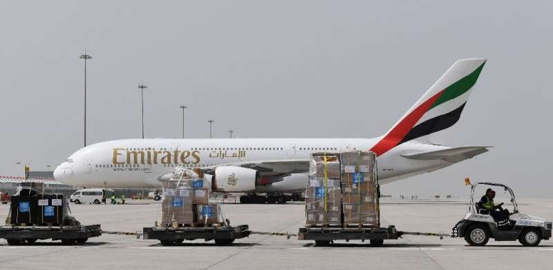 Four years could be needed for operations to go back to normal at Dubai carrier Emirates, hard hit by the coronavirus pandemic