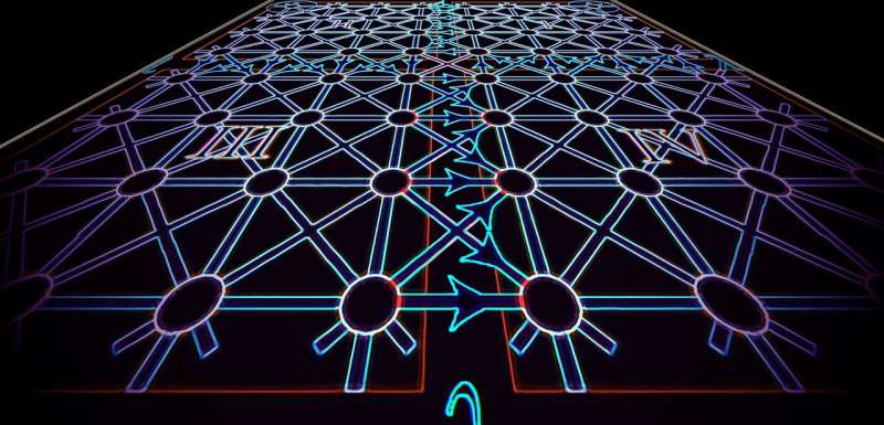 Fragile topology: Two new studies explain the strange electron flow in future materials