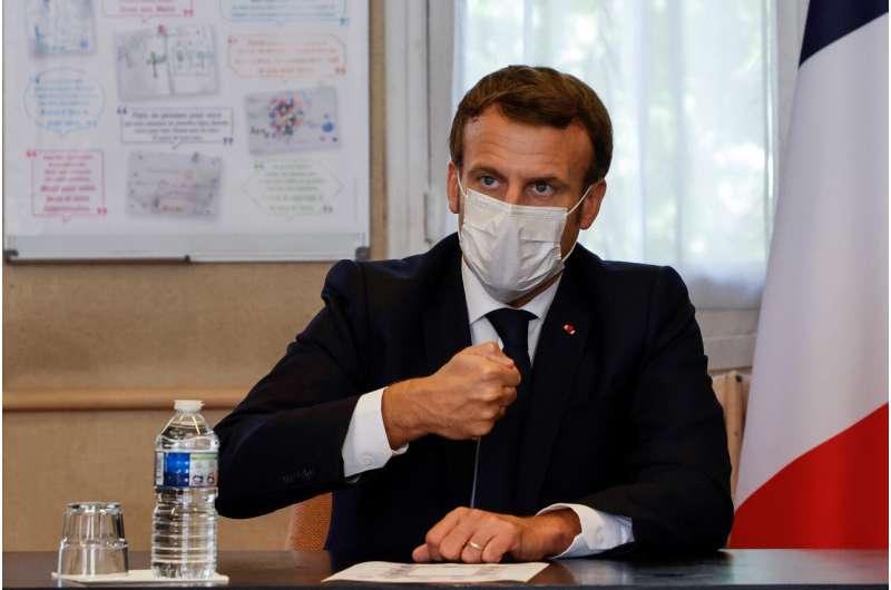 France surpasses 1 million confirmed virus cases amid spike