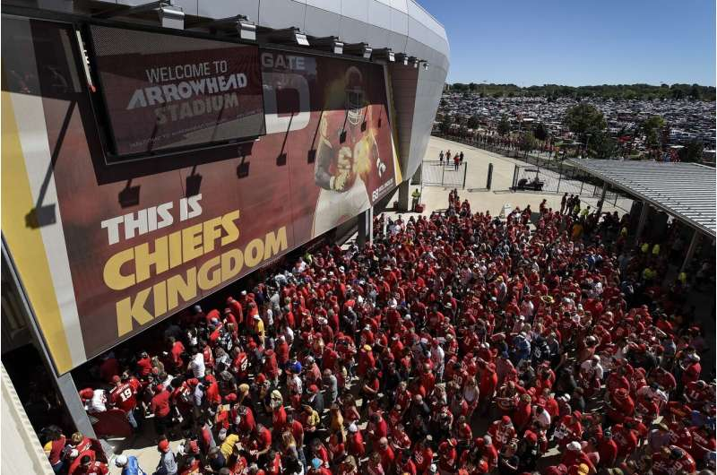 Future of stadiums, arenas promises high tech, low capacity