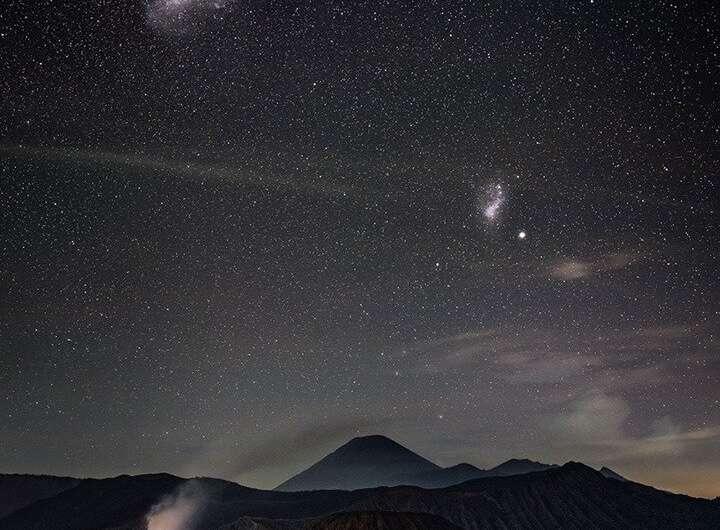 Galaxy encounter violently disturbed Milky Way, study finds