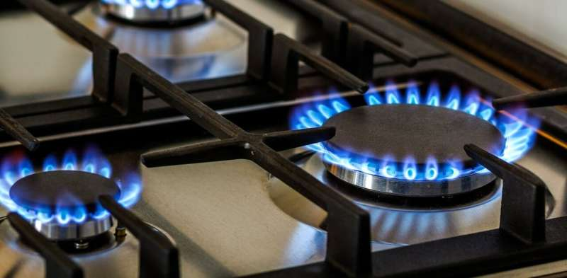 Gas cooking is associated with worsening asthma in kids, but proper ventilation helps