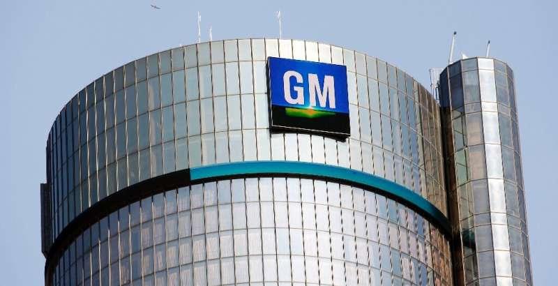 General Motors, the biggest US automaker, delivered 735,909 vehicles during the quarter ending December