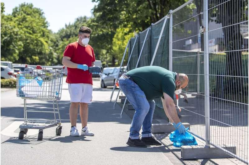 Germany slaughterhouse outbreak brings police, mass testing