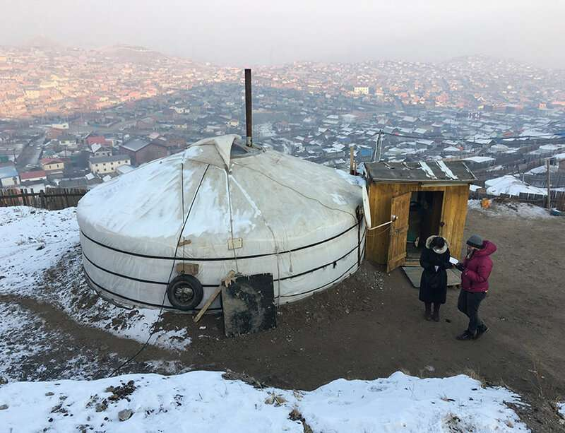 Gers and the grid: Combatting air pollution in Mongolia
