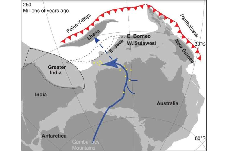 Ghostly traces of massive ancient river revealed