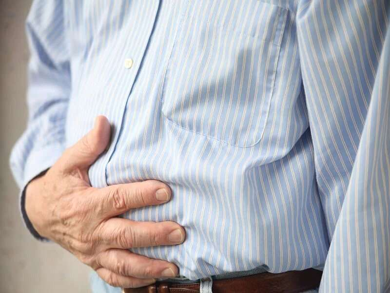 GI symptoms seen in less than 10 percent of COVID-19 patients