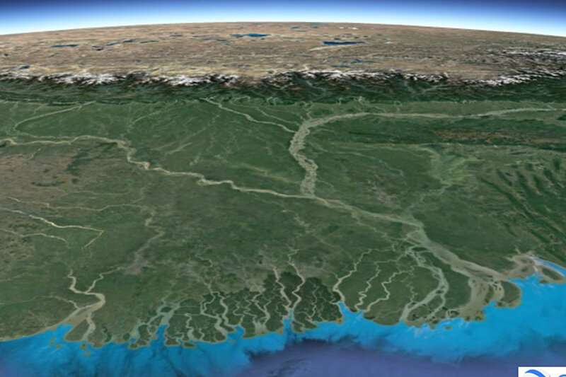 Global river deltas increasingly shaped by humans, study says