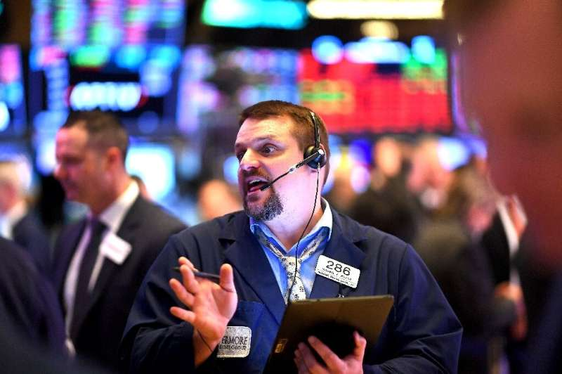 Global stock markets have been in free fall amid hints of panic