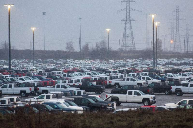 GM says it will bring back production of pickups at its Oshawa, Ontario assembly plant, which had been closed in December 2019.