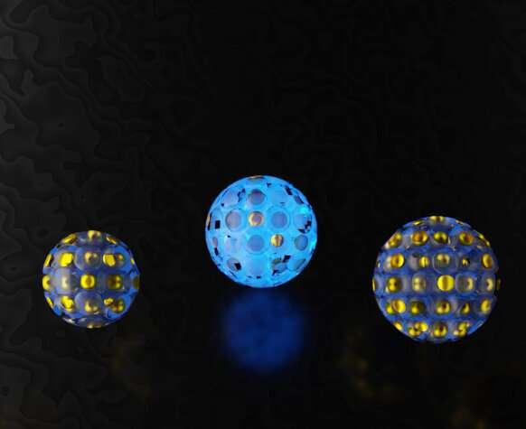 Goldilocks and the three quantum dots: Just right for peak solar panel performance