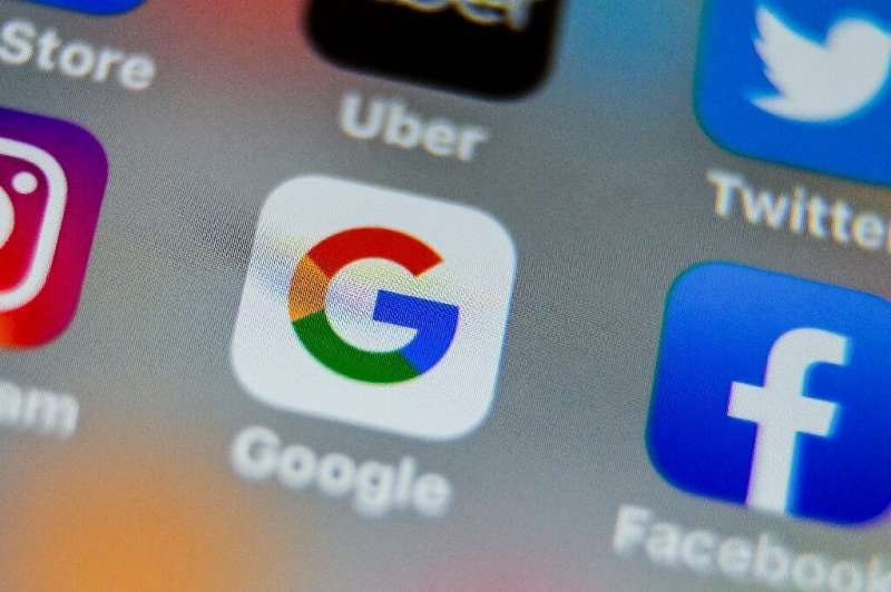 Google and Facebook say they are seeking to promote credible information while limiting the spread of hoaxes about the deadly co