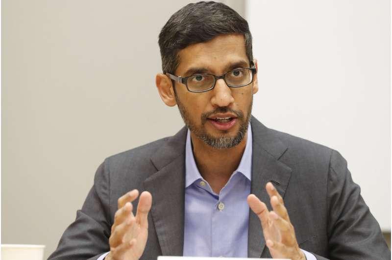 Google announces $10 billion 'digitization' fund for India