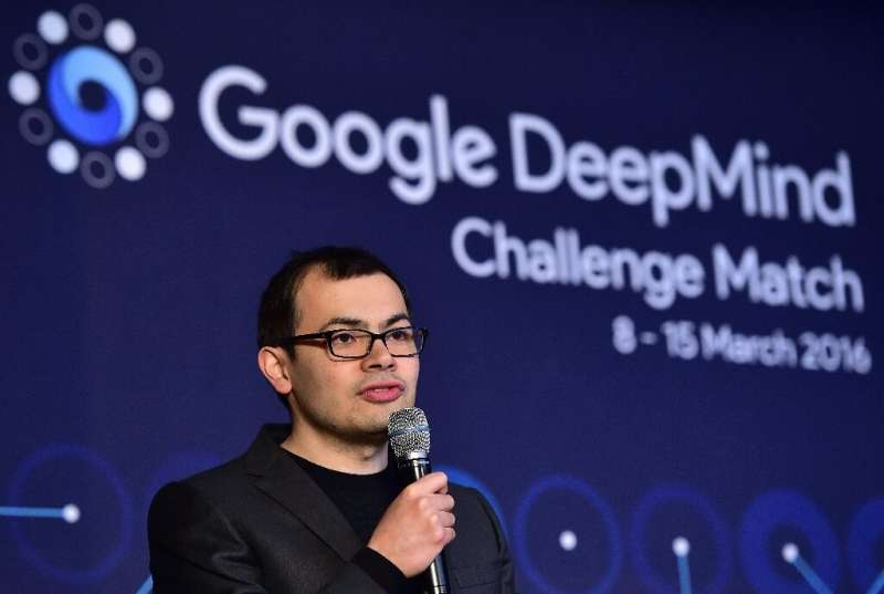 "Google's Deepmind stunned the world in 2016 when its programme AlphaGo beat an elite human player at ""Go"""