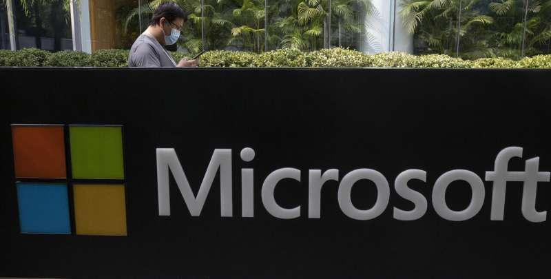 Government probes Microsoft's effort to boost diversity