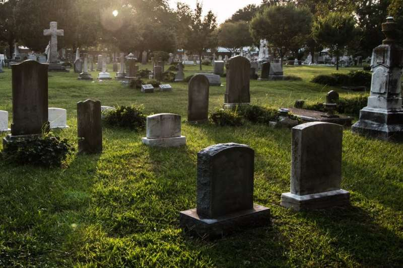 Graveyards can be a reservoir for antibiotic resistant bacteria