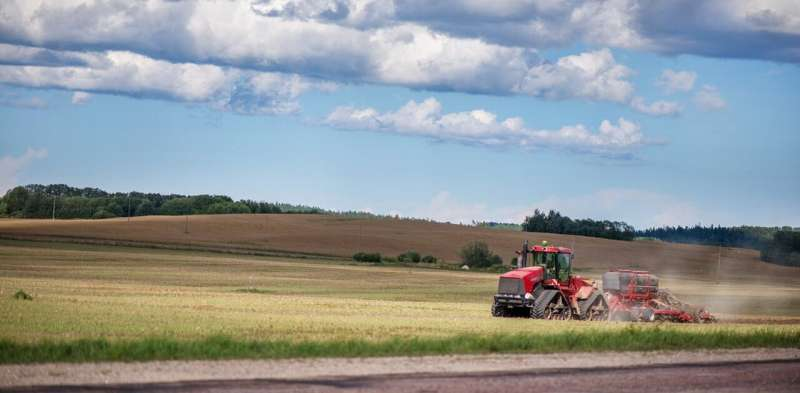 Green ammonia could slash emissions from farming—and power the ships of the future