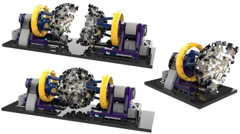 GRETA, a 3D gamma-ray detector, gets green light to move forward