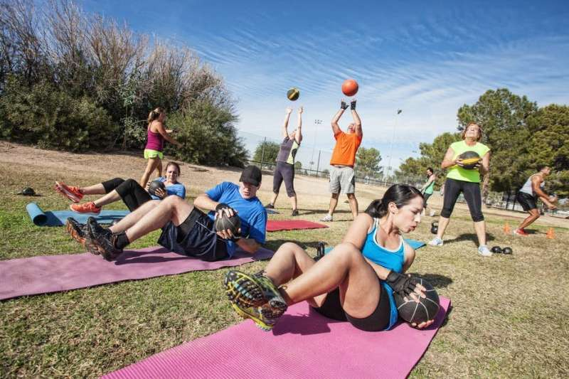Gut health: does exercise change your microbiome?