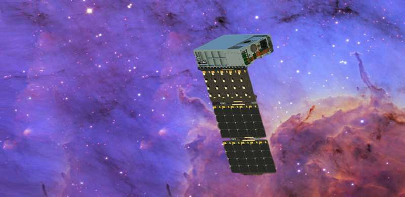HaloSat Offers Galactic X-Ray Measurements on Shoestring Budget