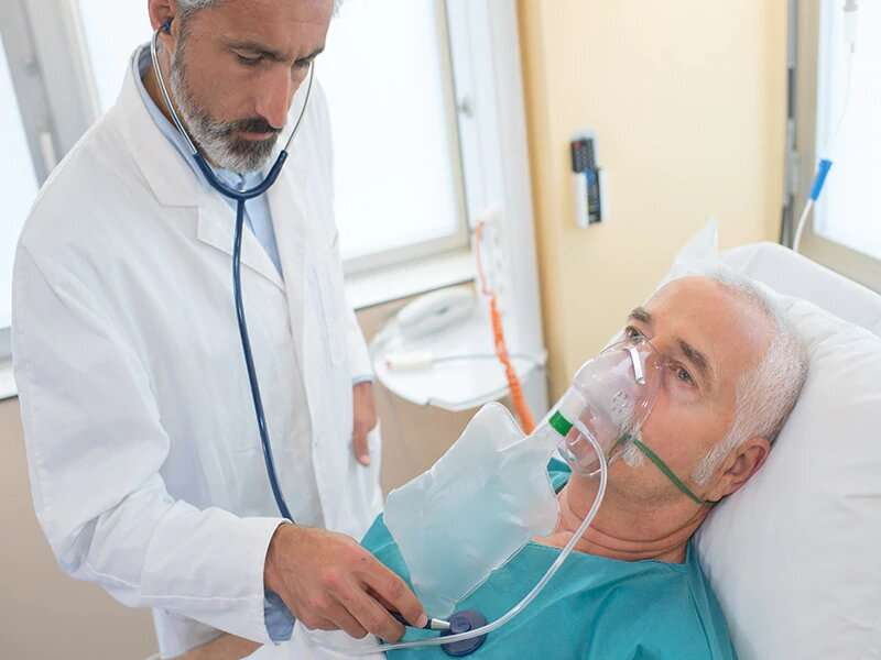 Having flu <i>and</i> COVID doubles death risk in hospitalized patients