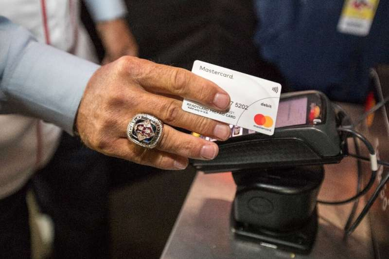 Health concerns are encouraging people in many countries to use contactless card payments