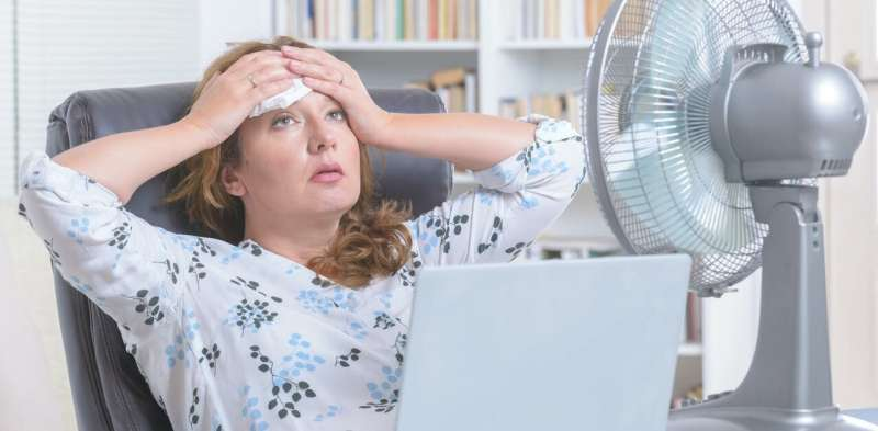 Heatwaves don't just give you sunburn – they can harm your mental health too