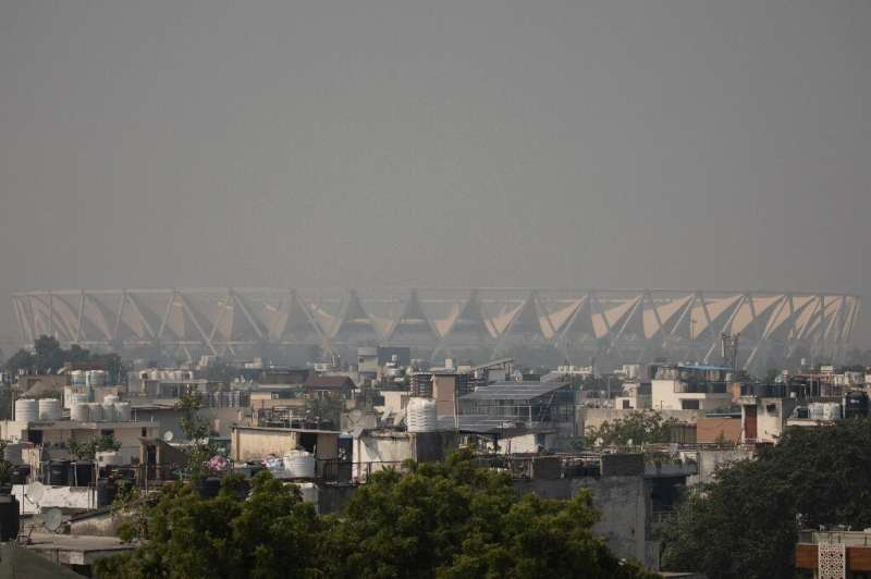 Heavy air pollution in cities like Delhi can have serious health consequences for inhabitants