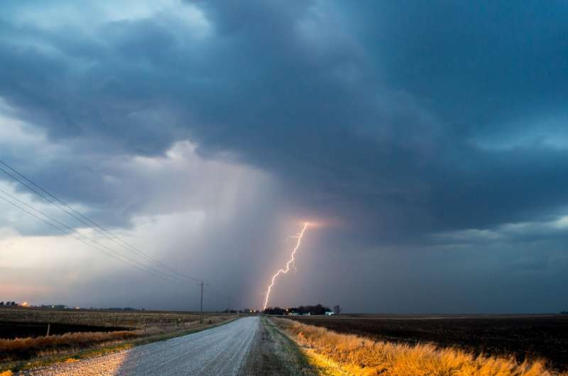 Heavy rainfall drives a third of nitrogen runoff, according to new study
