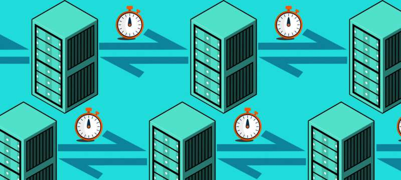 """""""Hiding"""" network latency for fast memory in data centers"""