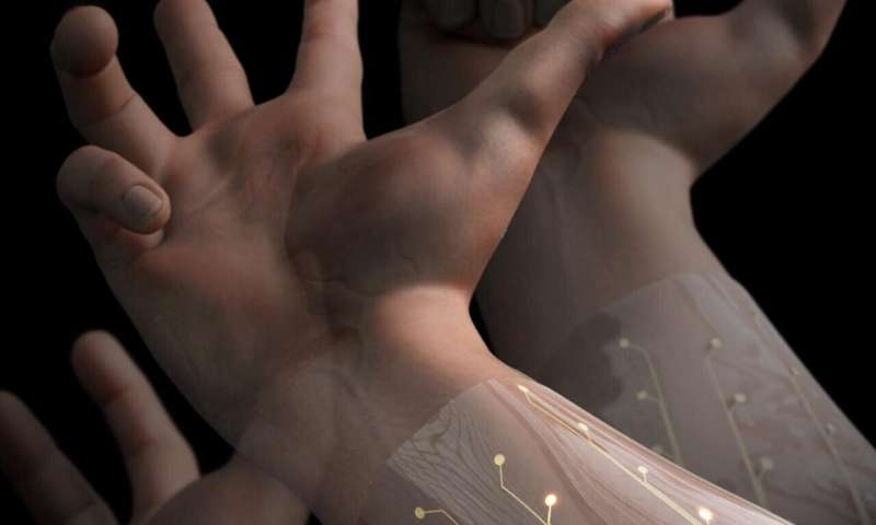 High-five or thumbs-up? New device detects which hand gesture you want to make