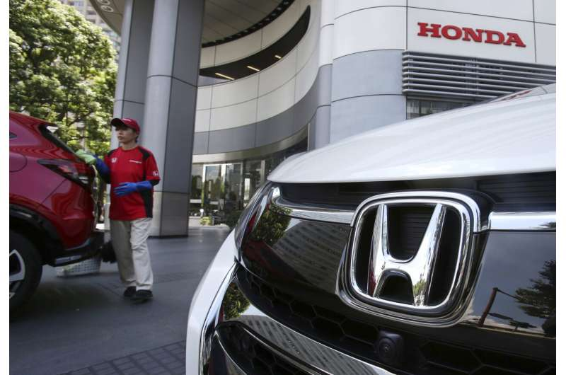 Honda reaches $85 million settlement over airbags