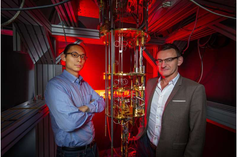 Hot qubits break one of the biggest constraints to practical quantum computers